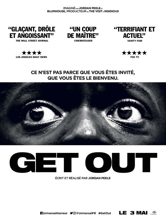 DVD Get out2