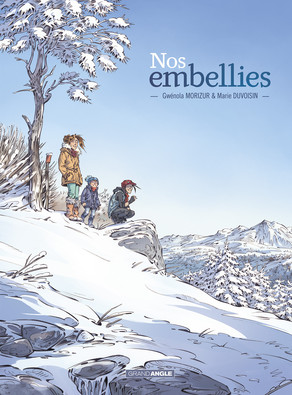 Couverture BD nos embellies